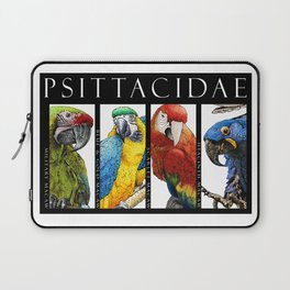Macaws of South America Laptop Sleeve