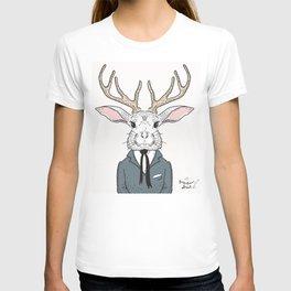 Epistolarus Lepus (milk) T-shirt