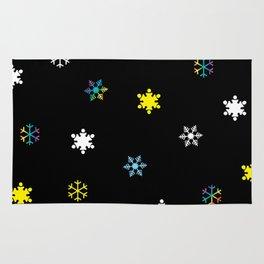 Snowflakes_C Rug