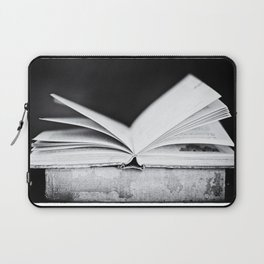 An Open Book Laptop Sleeve