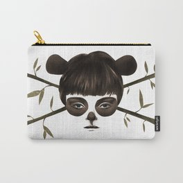 Pirate Panda Carry-All Pouch