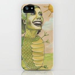 SUNSHINE DINO iPhone Case