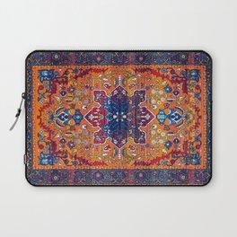 N86 - Vintage Boho Berber Moroccan Handmade Style Design. Laptop Sleeve