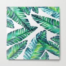 Live tropical I Metal Print