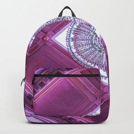 The Lavender Chandelier Backpack