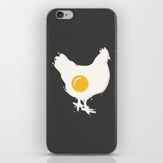 Fried iPhone Skin