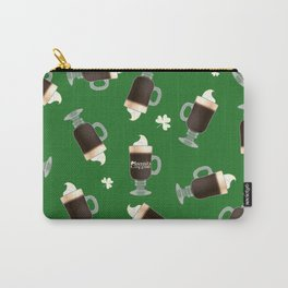 Irish Coffees Carry-All Pouch