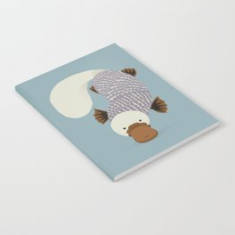 Whimsical Platypus Notebook