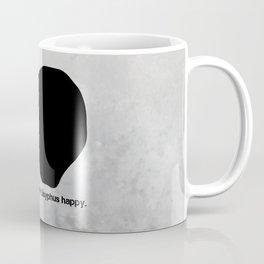 Camus - Sisyphus Coffee Mug