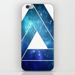 Penrose Triangle -Space iPhone Skin