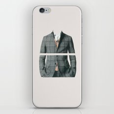 In the heart, in the belly iPhone & iPod Skin