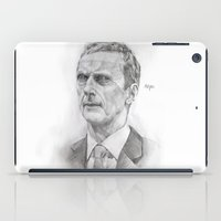 nope iPad Cases featuring Nope by AngHuiQing