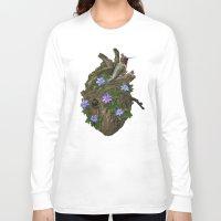 sublime Long Sleeve T-shirts featuring por la sublime añoranza del regreso by Seamless
