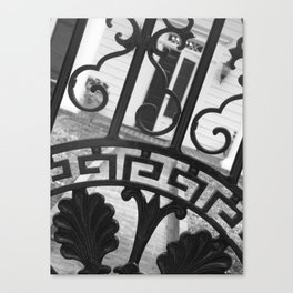 The Special House Canvas Print