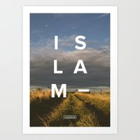 islam Art Prints featuring Islam- Poster by Canvas Dawah