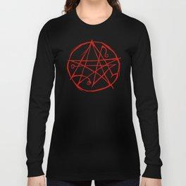 Necronomicon Long Sleeve T-shirt