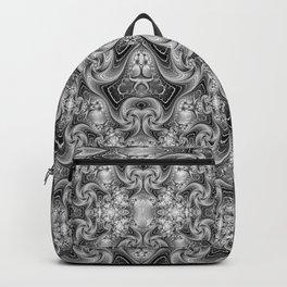 Silvery Cat's Eye Gemstones Backpack