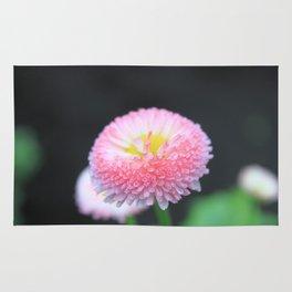 Kayla's Pink Flower Rug