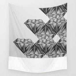 Diamonds Wall Tapestry