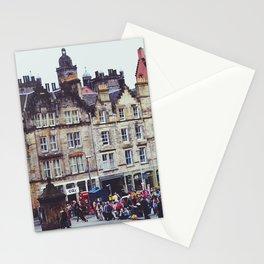 Edinburgh Scotland Stationery Cards