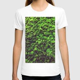 Dark Green Moss T-shirt