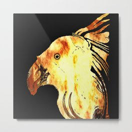 Paradise Bird N1 Metal Print