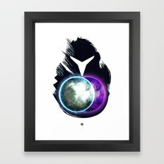 Metroid Prime 2: Echoes Framed Art Print
