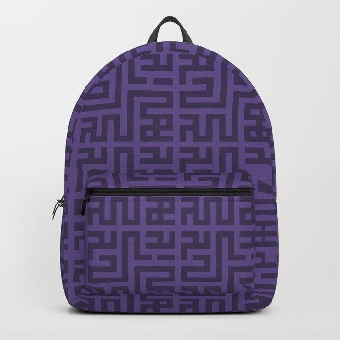 Snake Very Violet Backpack