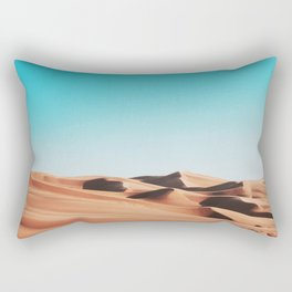 the dunes Rectangular Pillow