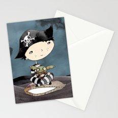 the little swashbuckler Stationery Cards