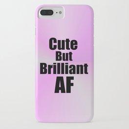 Cute but Brilliant iPhone Case