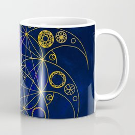 Golden Transitions Coffee Mug