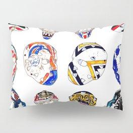 12 Masks Pillow Sham