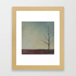 the peoples' game Framed Art Print