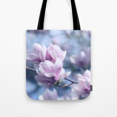 Magnolia beauty, patterns of nature Tote Bag