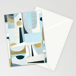 Idle Moments Abstract Art Stationery Cards