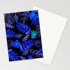 Floral Watercolor Stationery Cards