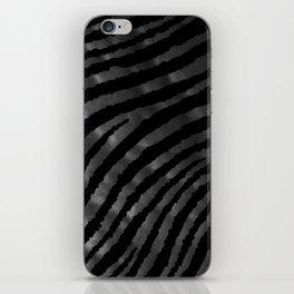 Shimmer Stripes iPhone Skin