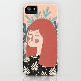Forever Daydreaming iPhone Case