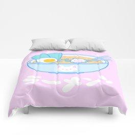 Cute Ramen Comforters