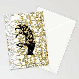 Ulha Lunatico B/Y Stationery Cards