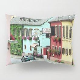 Pastel Town : Alsace Pillow Sham