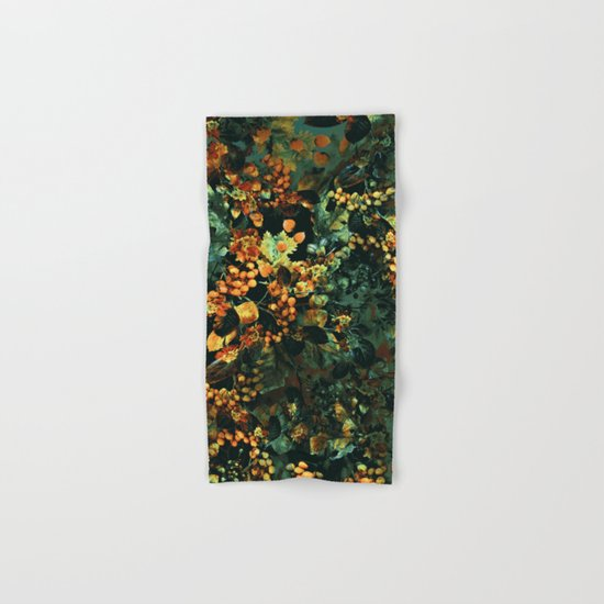 Autumn Nights Hand & Bath Towel