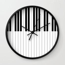 "Chopin - Prelude Op. 28 No. 15 ""Raindrop"" Wall Clock"