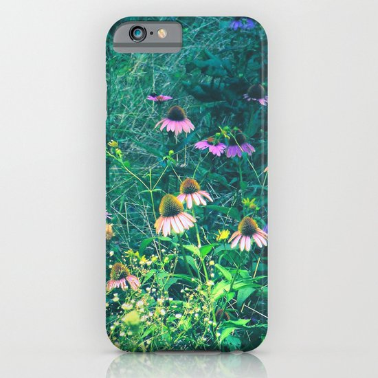 Flowers of the Field iPhone & iPod Case