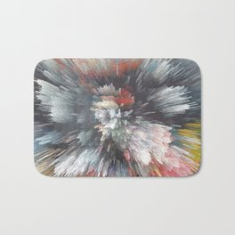 Abstract night Bath Mat