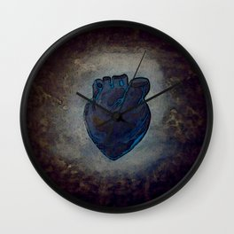 Recrudescence Wall Clock