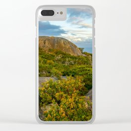 Stony Hill, Torndirrup National Park, Albany, Western Australia Clear iPhone Case