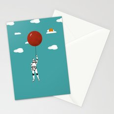 cloud trooper Stationery Cards