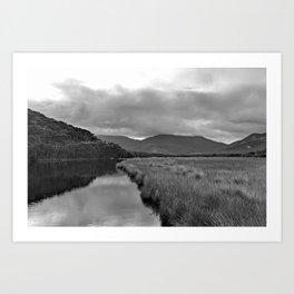 Tidal River Art Print